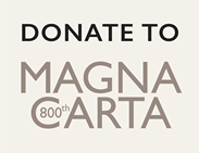 Donate to Magna Carta 800th