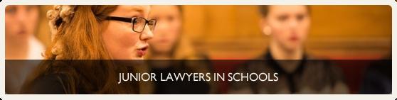 Junior Lawyers in Schools