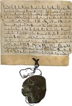 Magna Carta and seal
