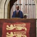 Derek Allen, Court Usher.