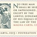 Magna Carta - Magna Carta 1215 Stamp