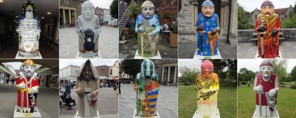 Some of the Salisbury Barons, from http://www.thebaronscharter.org.uk/gallery/