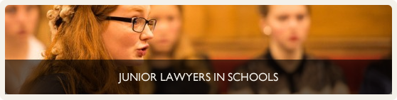 Junior Lawyers in Schools