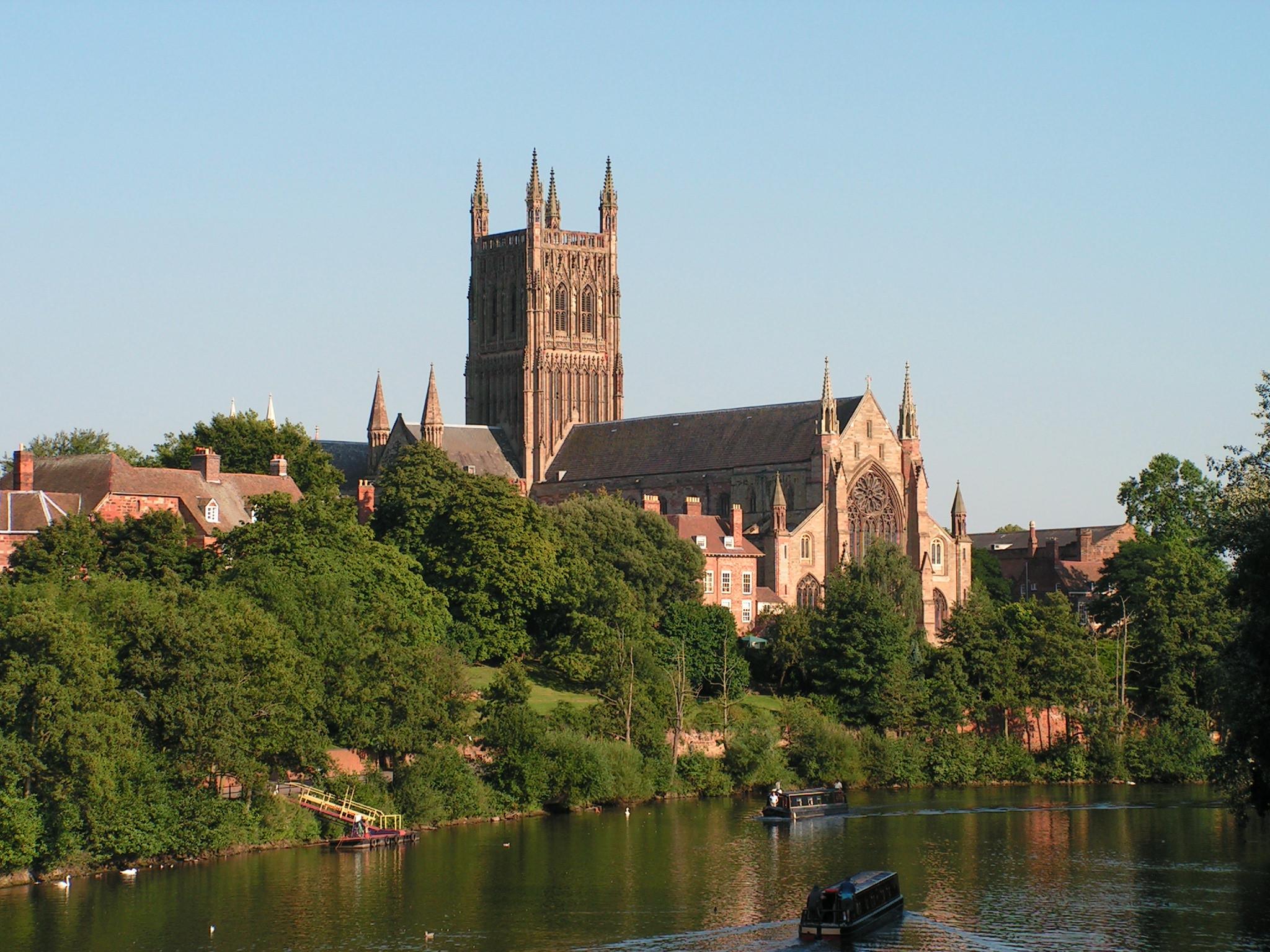 Worcestershire Magna Carta Trust 800th Anniversary