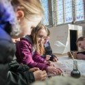 004 Salisbury Cathedral - Magna Carta Exhibition 27thFeb- Ash Mills