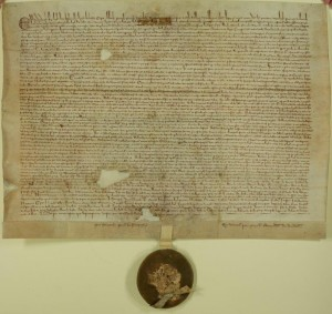 The Faversham Magna Carta