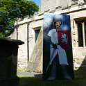 10 - Mock up of William de Mowbray