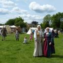 3 - Mowbray Fair at Epworth Old Rectory