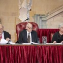 From left to right: Justice Stephen Breyer, Lord Neuberger, and Dame Sian Ellis.